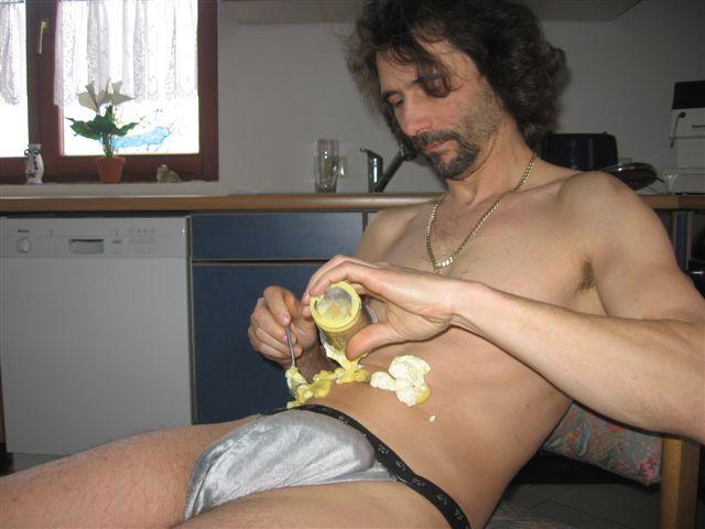 underwear Schoko und Vanilla